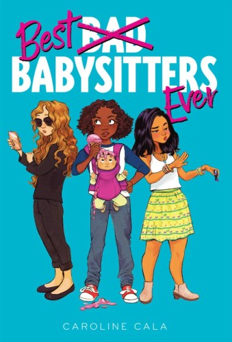best babysitters ever - books like the babysitters club books