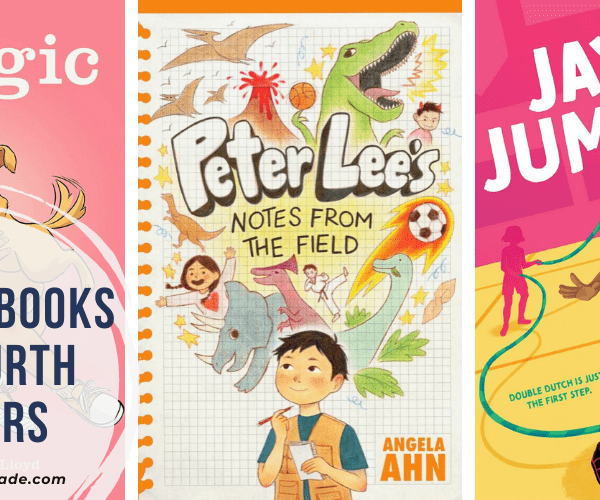 50 Chapter Books for Fourth Graders