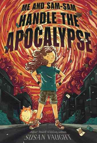 Me and Sam Sam Handle the Apocalypse - middle-grade books about bullying