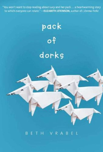 Pack of Dorks - middle-grade books about bullying