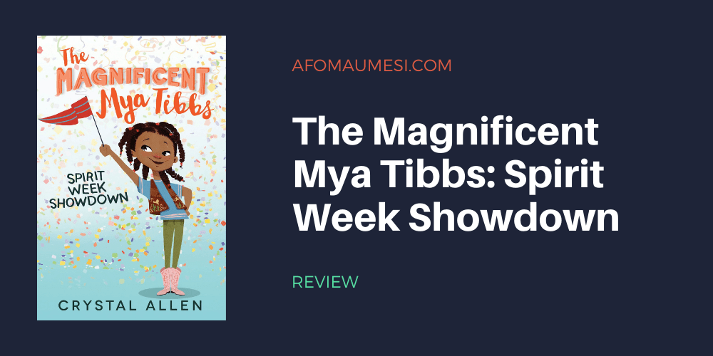 the magnificent mya tibbs review