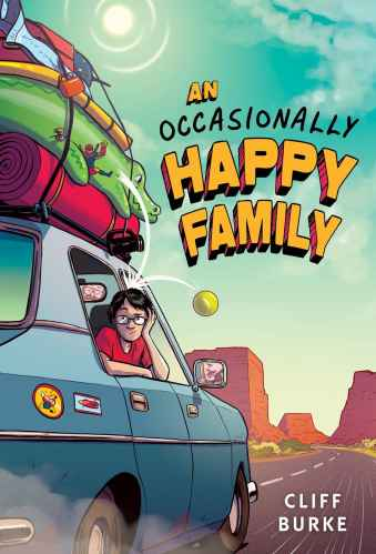 An Occasionally Happy Family - Cliff Burke
