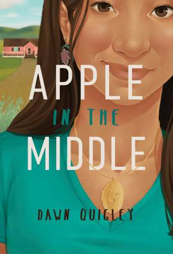 Apple in the Middle - native american middle-grade