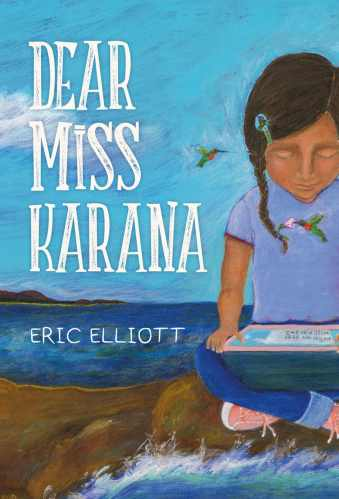 Dear Miss Karana - native american middle-grade