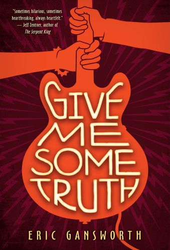 Give Me Some Truth - native american ya