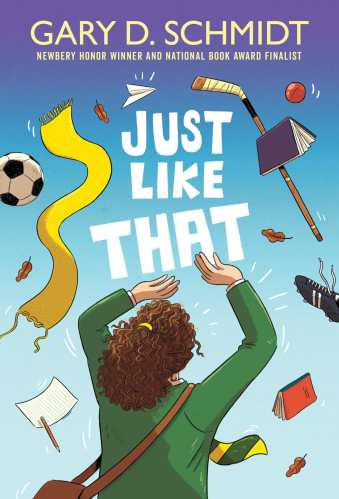 just like that - Middle-Grade Books to Read in 2021