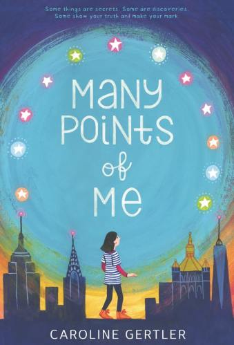 many points of me - Middle-Grade Books to Read in 2021