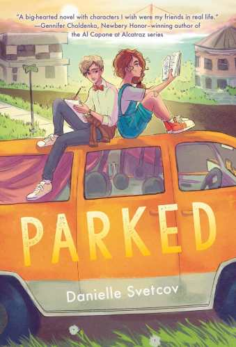 Best Books for Sixth Graders - parked