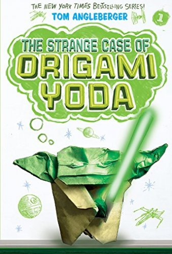 books for seventh graders - Strange Case of Origami Yoda (Origami Yoda #1)