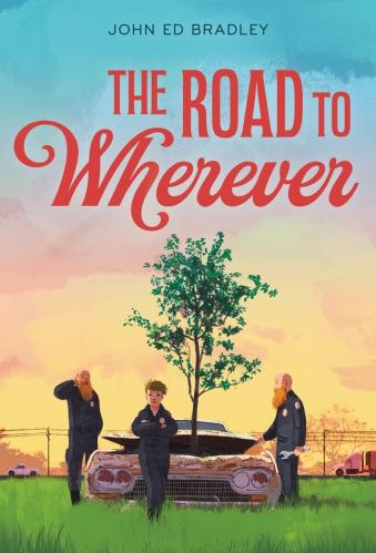 The Road to Wherever- Middle-Grade Books to Read in 2021