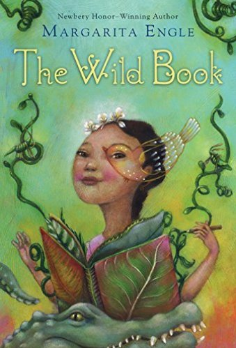 the wild book -  middle-grade books with neurodivergent characters