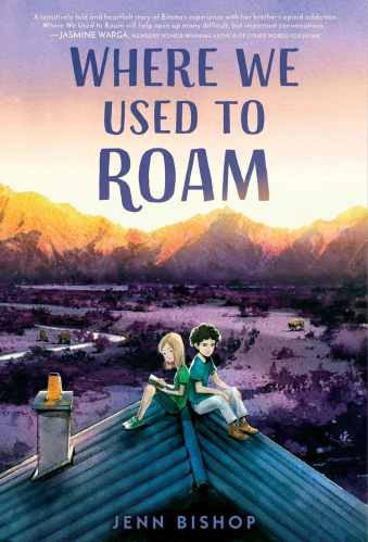 where we used to roam- Middle-Grade Books to Read in 2021