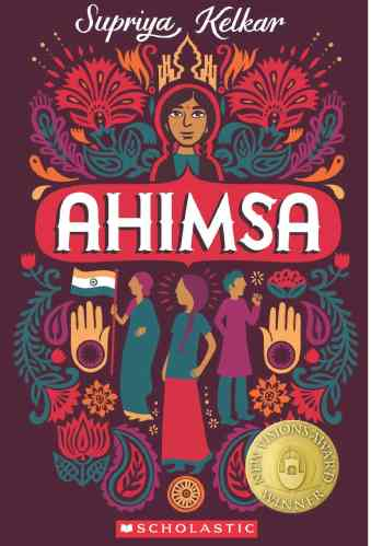 ahimsa - books for seventh graders