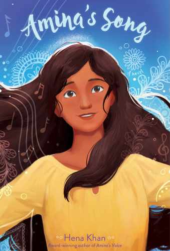 amina's song- Middle-Grade Books to Read in 2021