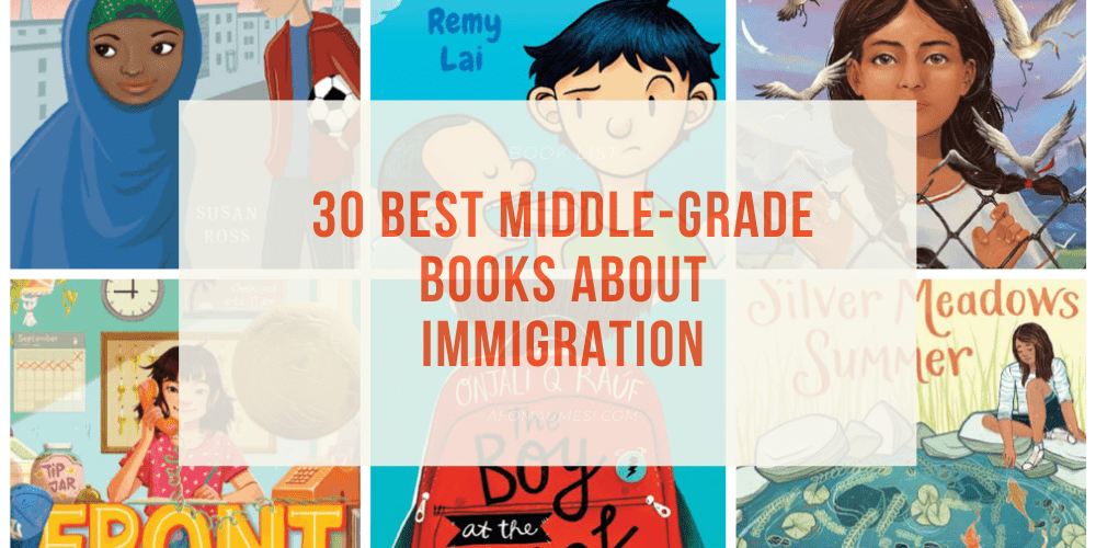 Best Middle-Grade Books About Immigration