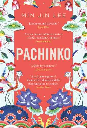 pachinko - books like homegoing