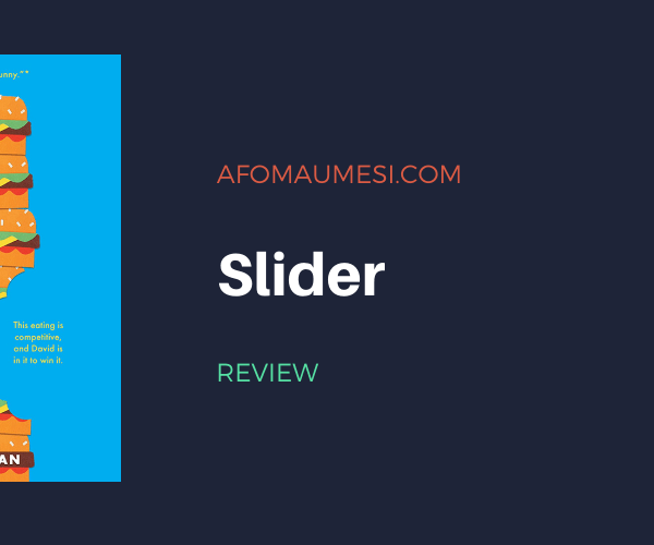 Review | Slider by Pete Hautman