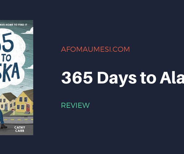 Review | 365 Days to Alaska (Giveaway Closed)