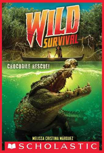 Crocodile Rescue- Middle-Grade Books to Read in 2021