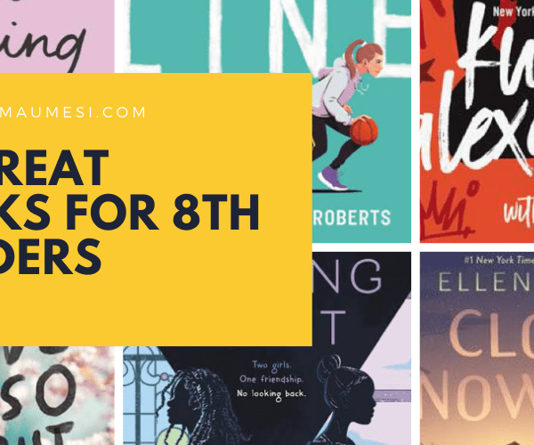 25 of the Best Books for Eighth Graders