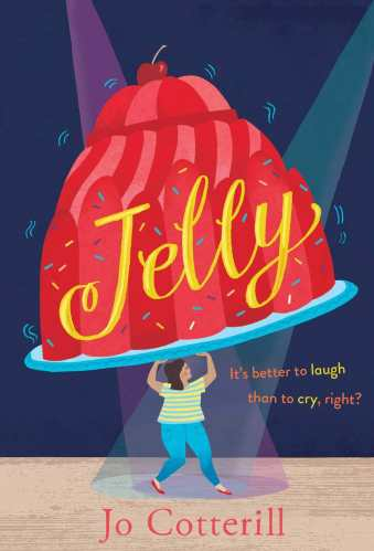 jelly -  Middle-Grade Books About Body Image and Body Positivity