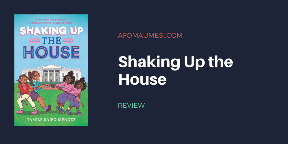 shaking up the house review