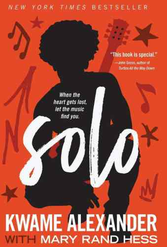 Books for Eighth Graders - solo