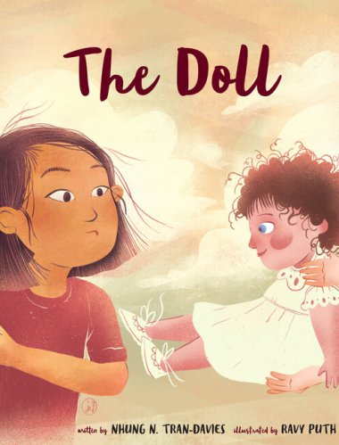 the doll picture book review