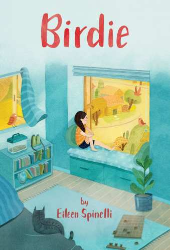 birdie - middle-grade novels in verse