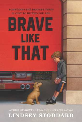 Brave Like That - Middle-Grade Books About Grandparents