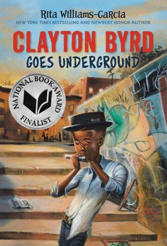 Clayton Byrd Goes Underground - Middle-Grade Books About Death and Grief