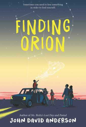 Middle-Grade Books About Families (Big and Small) - Finding Orion