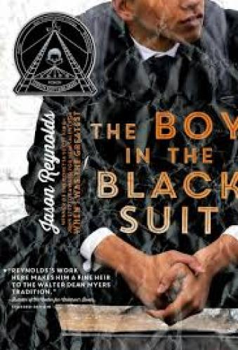 the boy in the black suit - black ya