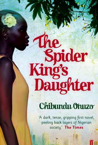 the spider king's daughter - black ya