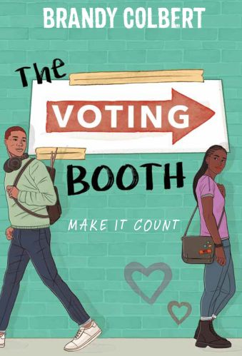 the voting booth - best black ya