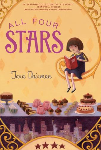 All Four Stars Series - Middle-Grade Series and Companion Titles