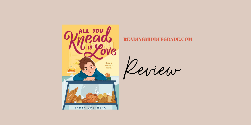 All You Knead Is Love - Book Review