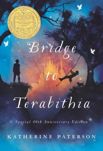 Bridge to Terabithia - Middle-Grade Books About Death and Grief