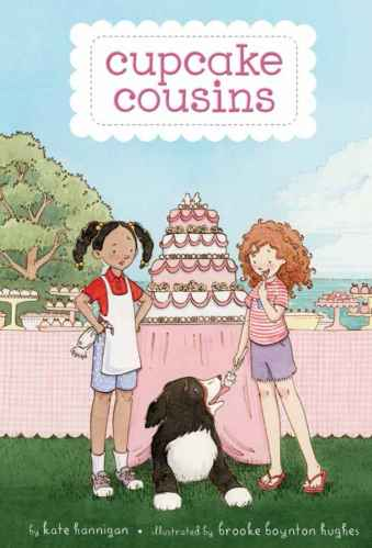 Cupcake Cousins, Book 1 Cupcake Cousins - Middle-Grade Books About Food