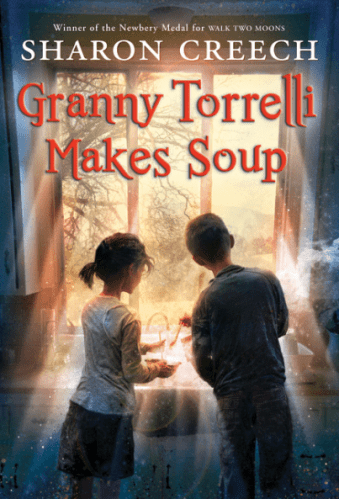 Granny Torrelli Makes Soup - Middle-Grade Books About Food