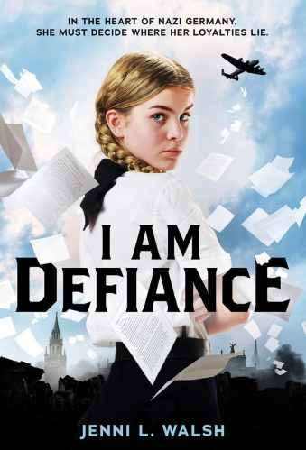 I Am Defiance (Germany) - Best Middle Grade Books Set in Europe