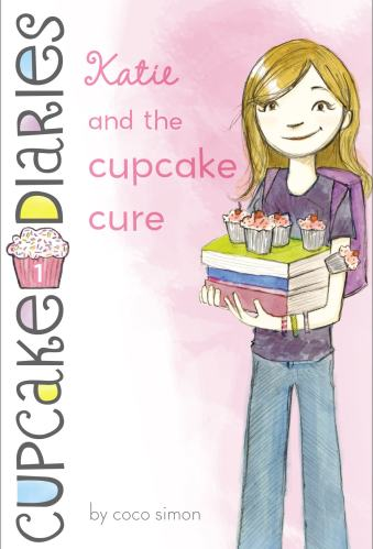 Katie and the Cupcake Cure (Cupcake Diaries Book 1) - Middle-Grade Books About Food