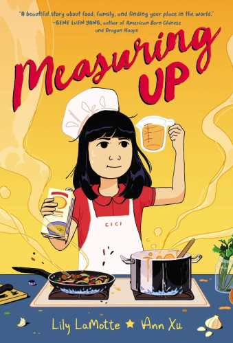 Measuring Up - Middle-Grade Books About Food