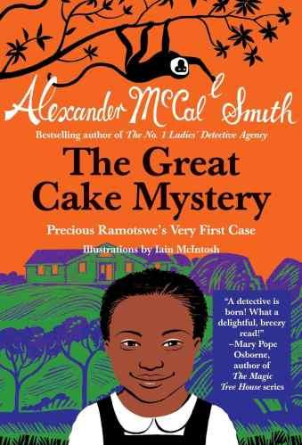 Precious Ramotswe Series - - Best Tween Book Series / Middle-Grade Book Series
