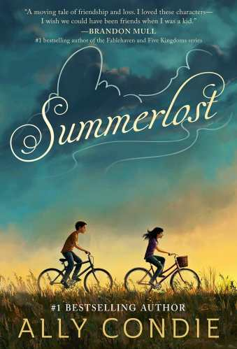 Summerlost - Middle-Grade Books About Death and Grief