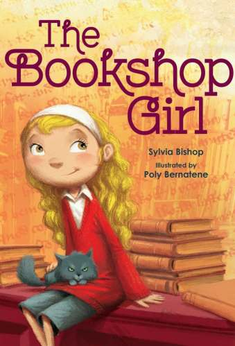 The Bookshop Girl - Best Middle Grade Books About Libraries