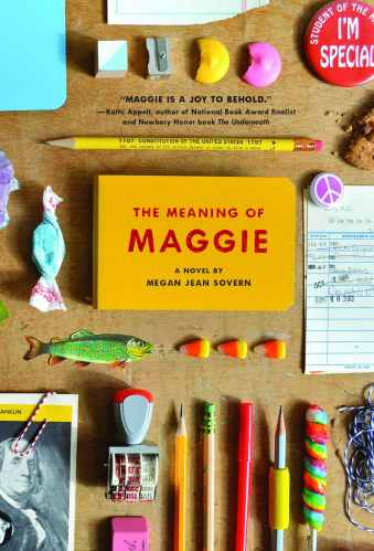 The Meaning of Maggie - Middle-Grade Books About Disability (Physical Disabilities)