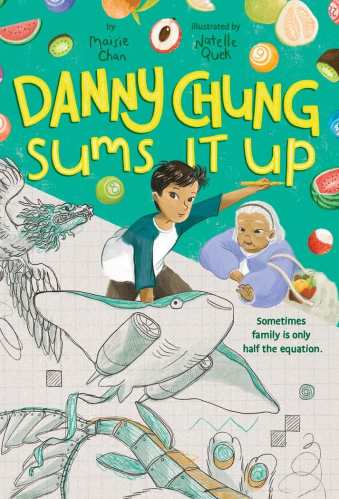 Danny Chung Sums It Up - Best Asian Middle-Grade Books