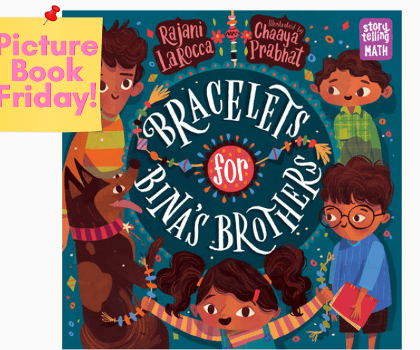 Picture Book Friday: Bracelets for Bina's Brothers