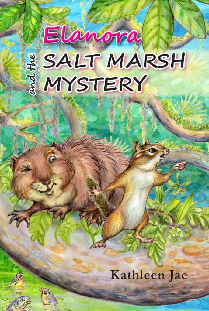 Elanora and the Salt Marsh Mystery